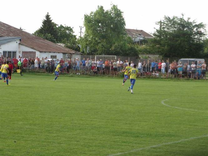 Sportul Chiscani a promovat in Liga a 3-a