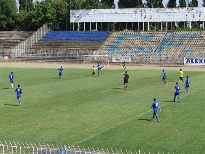 Sportul Chiscani defileaza in Liga a 4-a