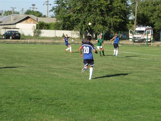 Sportul Chiscani primeste vizita celor de la FCSB 2