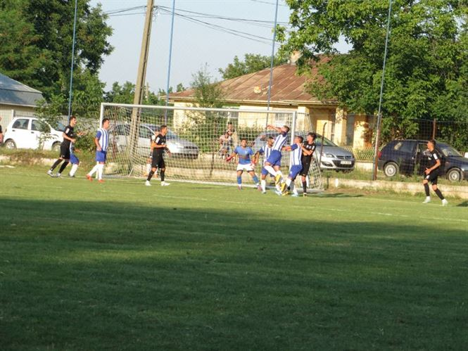 Sportul Chiscani spera la un debut cu dreptul contra Aerostar Bacau