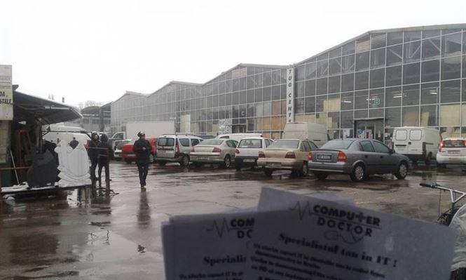 Bunuri susceptibile a fi contrafacute, confiscate de politistii de frontiera
