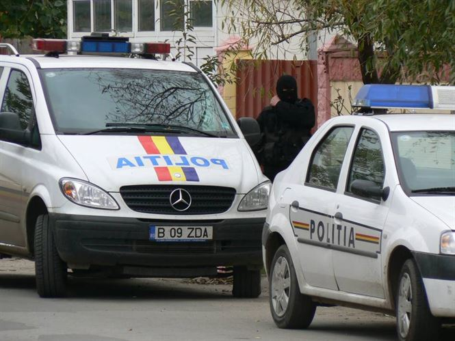 Tanar din Tarlele Filiu suspectat de un furt din municipiul Braila