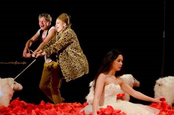 """Teatrul Maria Filotti va participa cu spectacolul """"Leonce și Lena"""" la Festivalul de Teatru - Fest(in) pe Bulevard"""