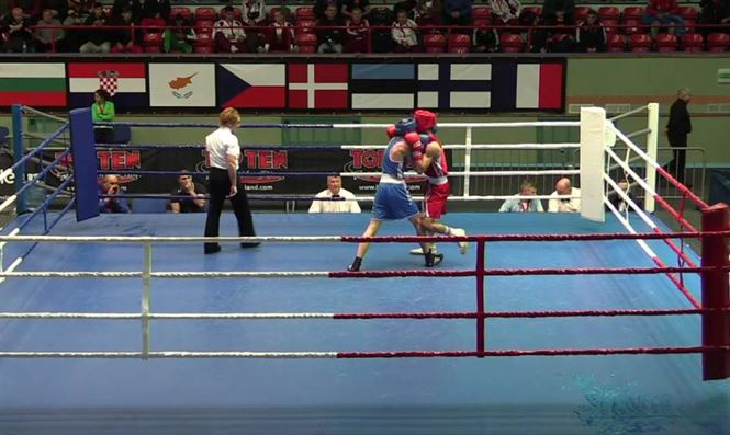Trei din sapte romani au trecut de primul tur la europenele de box pentru tineret