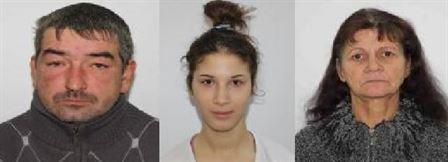 Trei persoane din Braila date disparute intr-o singura zi