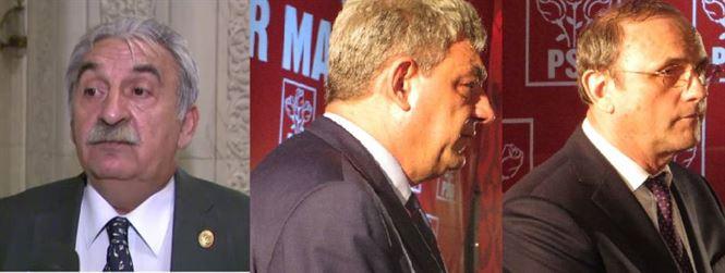 Varga, Tudose si Rotaru, in structurile de conducere ale Comisiilor Parlamentare