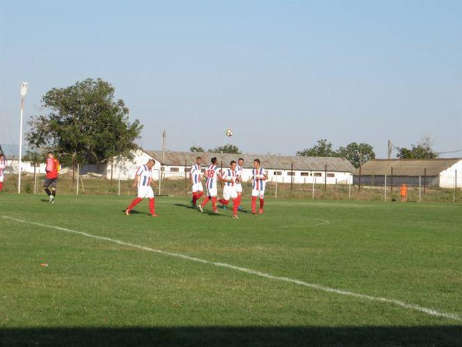 Victoria Traian la a doua infrangere consecutiva in care au primit 7 goluri