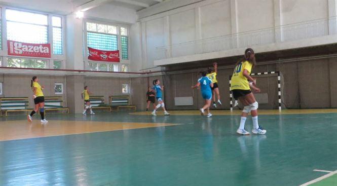 Victorie pe final de meci pentru fetele de la Braila