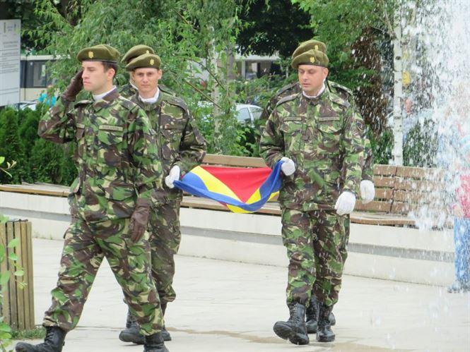 Programul manifestărilor dedicate sărbătoririi Zilei Drapelului Naţional