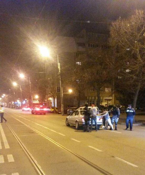 Actiuni ale politistilor braileni in ziua de 3 martie