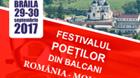 Festivalul Poeţilor din Balcani, ediția a XI-a, România – Moldova