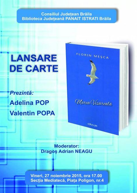 Lansare de carte Florin Mesca