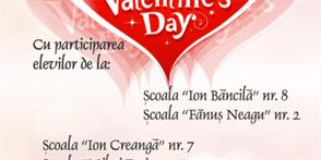 Valentine's Day la Biblioteca