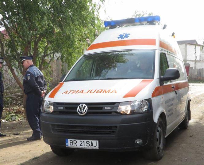 Copil de 6 ani lasat nesupravegheat, acidentat de o masina in comuna Baraganul