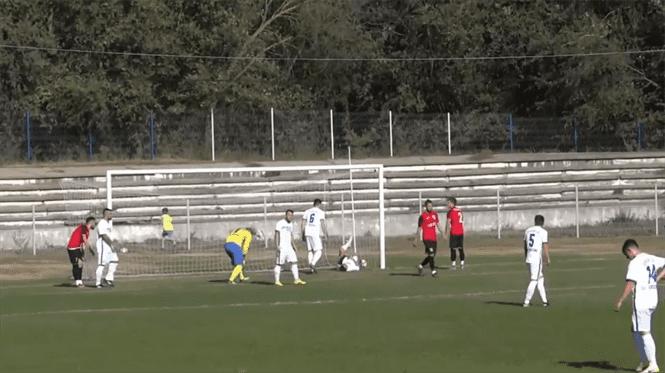 Sportul Chiscani invinsa la scor de tenis de Axiopolis Cernavoda