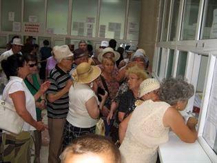 Biletele de tratament pentru pensionari nu mai au cautare