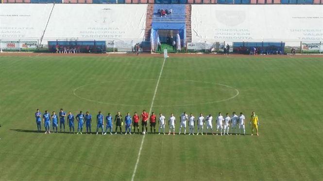 Dacia Unirea invinsa in deplasarea de la Targoviste cu 2-0