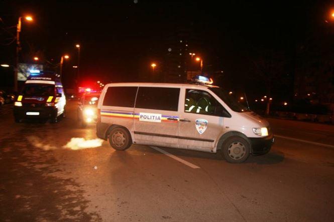 Brailean implicat intr-un accident la Harsova