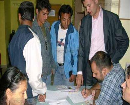 Bursa locurilor de munca pentru persoanele de etnie roma