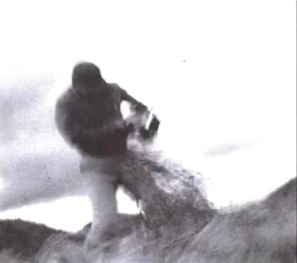 Marturie-soc din timpul experimentelor militare din Muntii Buzaului