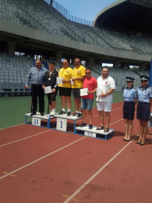 Politistii braileni au participat la campionatul de atletism al MAI