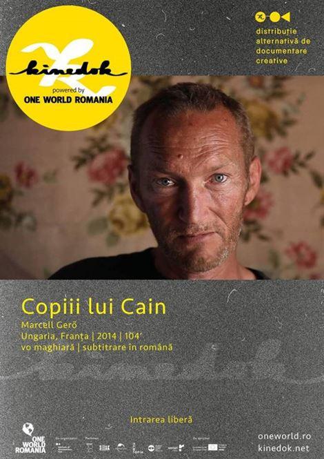 "Asociatia Coloreria prezinta filmul ""Copiii lui Cain"""