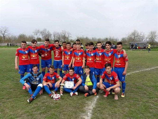 CS Faurei participa la faza zonala a campionatului national de juniori A1