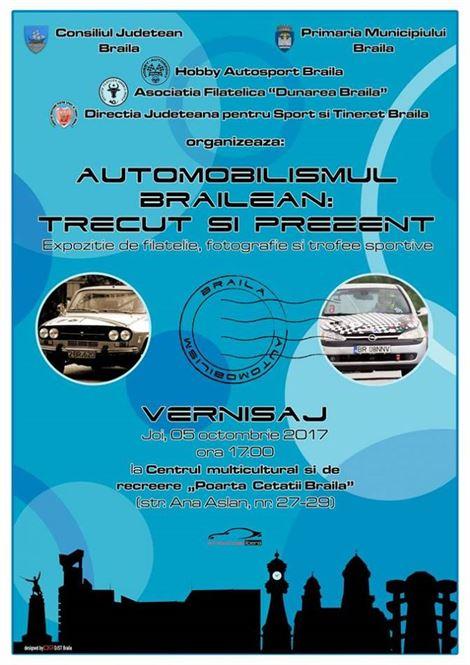 Automobilismul brailean, trecut si prezent