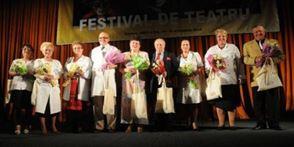 """Trupa """"Ambitiosii"""", pe scena festivalului de teatru de la Craiova"""
