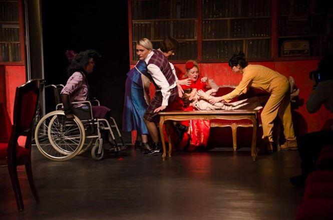 Teatrul Maria Filotti își reia spectacolele în anul 2019
