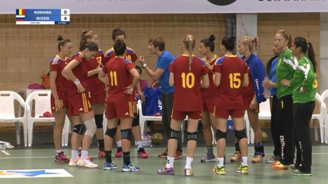 Echipa universitara a Romaniei va juca finala pentru locurile 3-4