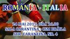 Gala de box Romania - Italia in sala Carantina