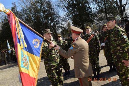 """Batalionul 72 Geniu """"General Constantin Savu"""" are un nou comandant"""