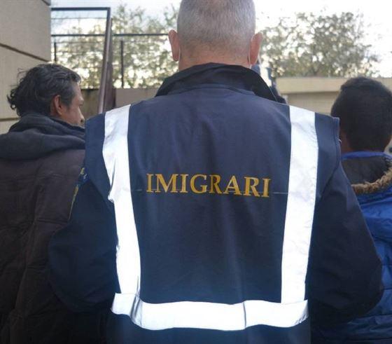 În luna ianuarie polițiștii de la imigrări au depistat 170 cetățeni străini în situații ilegale