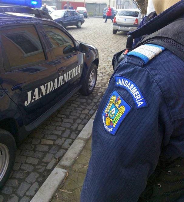 Locuri scoase la concurs pentru o cariera in Jandarmerie
