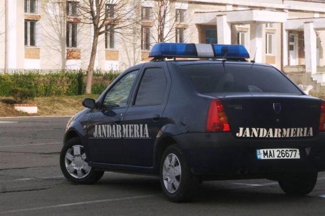 Jandarmii braileni la datorie si de Ziua Nationala