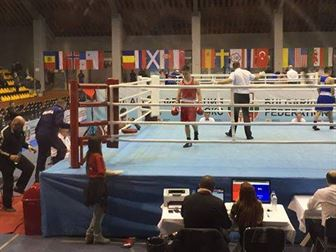 Robert Jitaru locul 3 la Turneul international de box de la Strandja