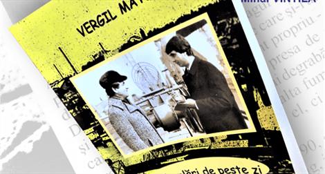 Lansare de carte a jurnalistului Virgil Matei