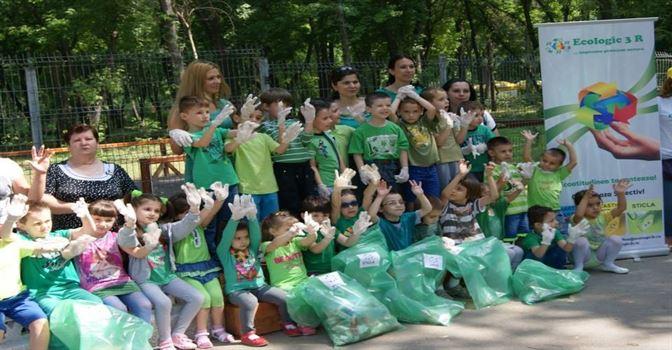 """Proiectul educational local """"Ecologisti de mici"""""""