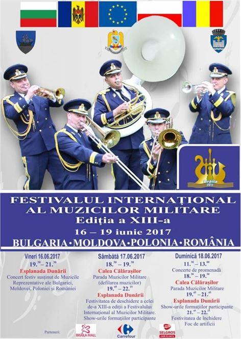 Festivalul Internațional al Muzicilor Militare - editia a XIII-a