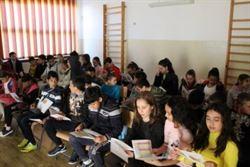 """Proiect educațional """"Alimentație sănătoasă și mișcare"""" la Școala Anton Pann"""