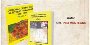 Dicționarului cronologic al istoriei românilor
