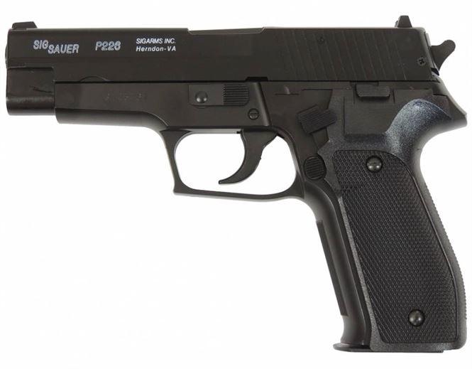 """Pistol tip """"Airsoft"""", confiscat de către poliţişti"""