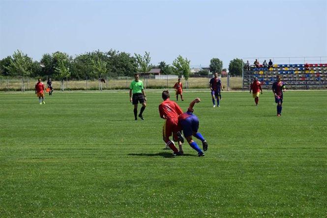 Vointa Plopu a realizat scorul etapei in ultima runda din liga a 5-a