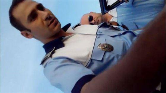 Aroganta unor soferi fata de politisti sanctionata