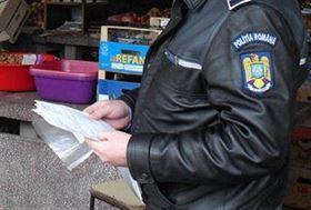 Poliţiştii au acţionat în târgurile din județ
