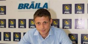 Alexandru Potec s-a inscris in cursa interna pentru candidatura la Primaria Braila