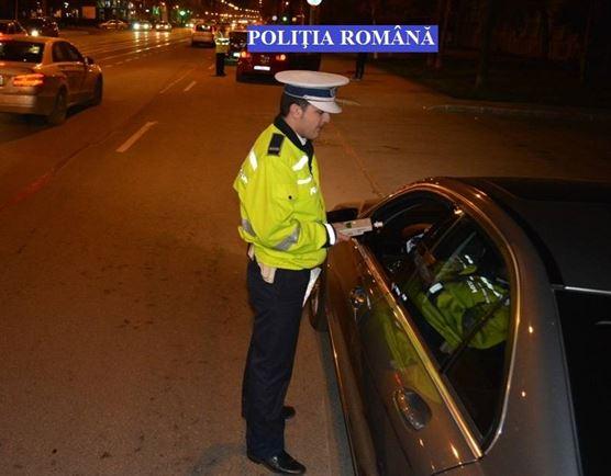 Razii ale politistilor in municipiu si judet