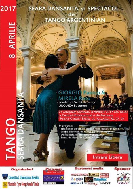 Tango weekend seminar (Twes) Danubio la Braila