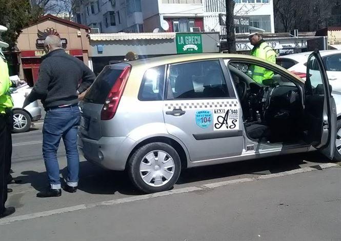 Taximetristii verificati de Politia locala